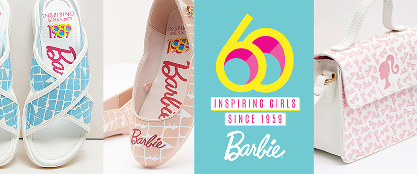 SHOEMART Barbie 60th Birthday